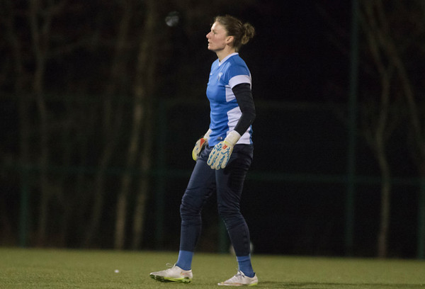 2017-02-02 - GENK - Training KRC Genk Ladies - Sofie van Houtven