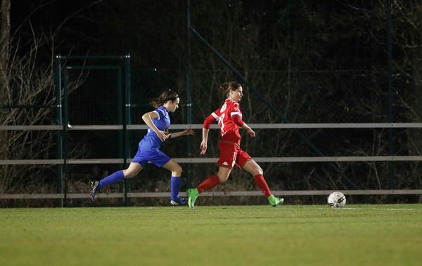 2017-02-17 - Liege - Standard de Liège - KRC Genk Ladies - Fien Steyvers