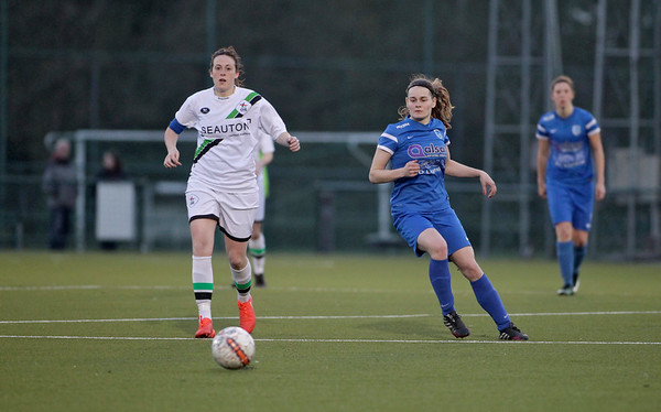 2017-04-14 - Oud Heverlee - OHL Leuven - KRC Genk Ladies - Sylke Calleeuw - Britt Vanhamel