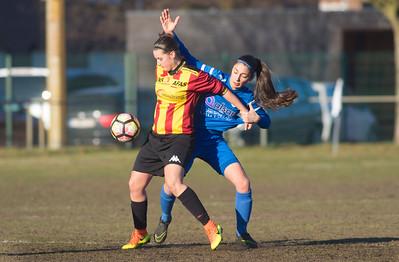 20170121 - GENK - KRC Genk II - KV Mechelen - Amber Tysiak