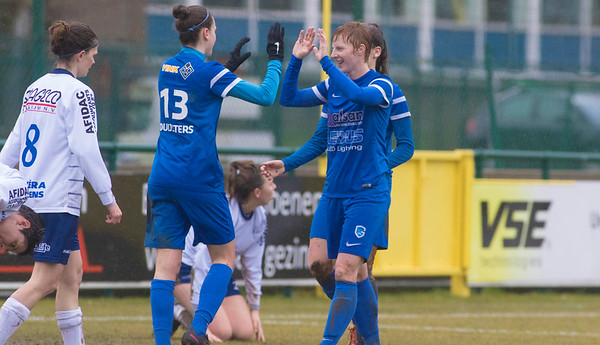 20170204 - KS Heist - KRC Genk Ladies