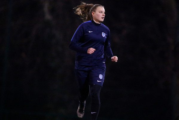20170209 - GENK - Training KRC Ladies Genk - Debora Lenaerts