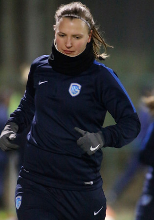 20170209 - GENK - Training KRC Ladies Genk -  Esther Oversteyns