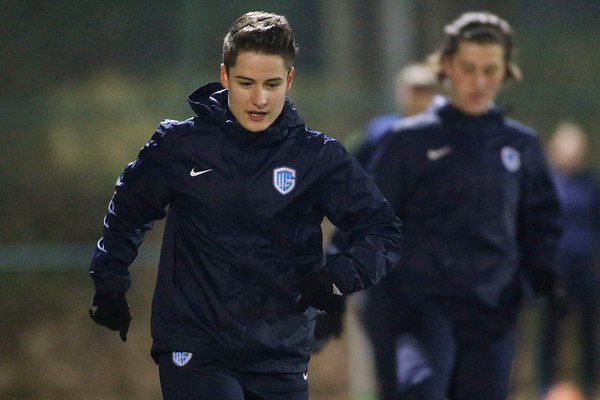 20170209 - GENK - Training KRC Ladies Genk -  Esther Knevels