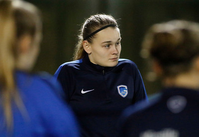 2017-02-16 - GENK - Training Genk Ladies - Sylke Calleeuw