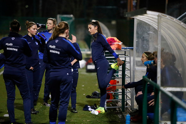2017-02-16 - GENK - Training Genk Ladies - Amber Tysiak