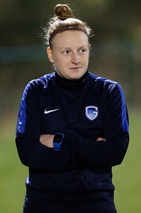 2017-02-16 - GENK - Training Genk Ladies - Silke Leynen