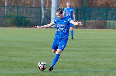 2017-02-18 - GENK - KRC Genk Ladies II - Wuustwezel FC - Hannelore Dilissen