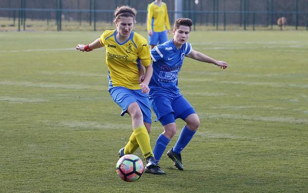 2017-02-18 - GENK - KRC Genk Ladies II - Wuustwezel FC - Esther Knevels