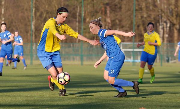 2017-02-18 - GENK - KRC Genk Ladies II - Wuustwezel FC - Jessica Pironet