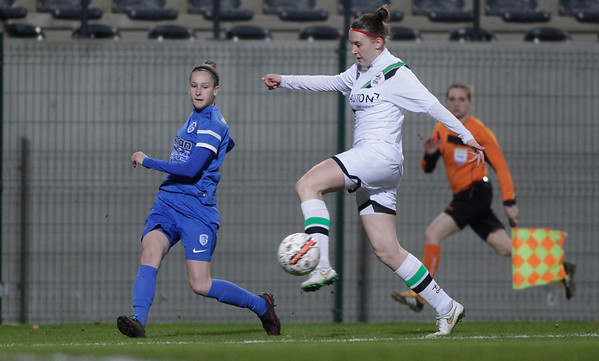 2017-03-14 - Leuven - OHL Leuven Ladies - KRC Genk Ladies - Gwen Duijsters