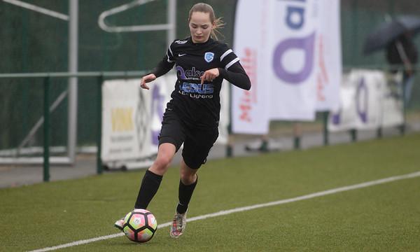 2017-03-18 - GENK - KRC Genk II - FC Halvenweg Zonhoven - Janne Geers
