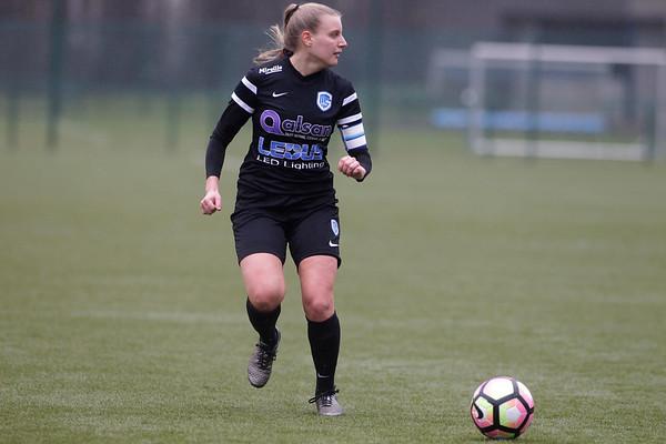2017-03-18 - GENK - KRC Genk II - FC Halvenweg Zonhoven - Debora Lenaerts