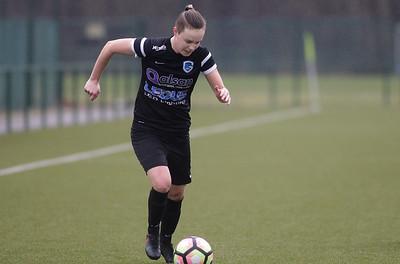 2017-03-18 - GENK - KRC Genk II - FC Halvenweg Zonhoven - Hannelore Dilissen
