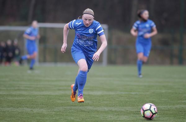2017-03-18 - GENK - KRC Genk Ladies - RSC Anderlecht - Silke Leynen