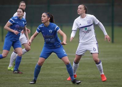 2017-03-18 - GENK - KRC Genk Ladies - RSC Anderlecht - Amber Tysiak - Tine De Caigny