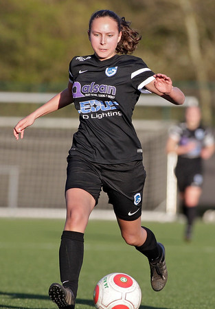 2017-03-25 -Sterrebeek - KOVC Sterrebeek - KRC Genk Ladies II - Sara Di Matteo