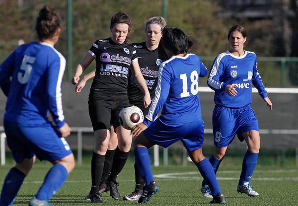 2017-03-25 -Sterrebeek - KOVC Sterrebeek - KRC Genk Ladies II - Hanne Kerkhofs