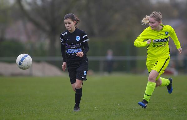 2017-03-29 - Genk - Beker van Belgie - KRC Genk Ladies U16 - AA Gent U16 - Nora Maesen