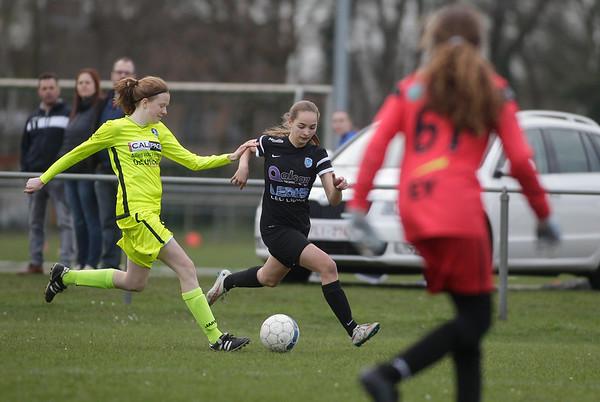2017-03-29 - Genk - Beker van Belgie - KRC Genk Ladies U16 - AA Gent U16 - Janne Geers