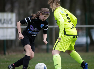 2017-03-29 - Genk - Beker van Belgie - KRC Genk Ladies U16 - AA Gent U16 - Noa Allard