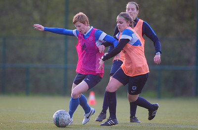 20170413-Training KRC Genk Ladies