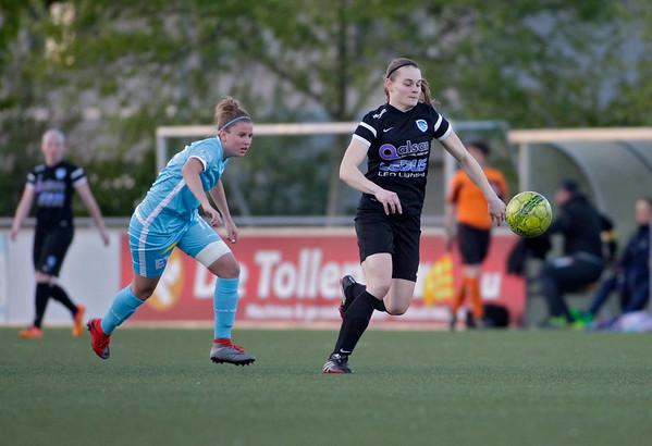 2017-04-28 - GENT - AA Gent Ladies - KRC Genk Ladies - Sylke Calleeuw