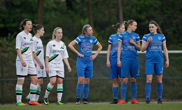 RC Genk Ladies - Oud Heverlee Leuven -  2016/ 2017