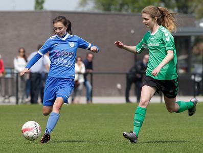 20170506 - Kalmthout - KRC Genk Ladies U16 - Cercle Brugge Ladies U16 - Beker van Belgie 2017