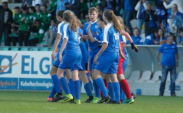 2017-05-21 - Sint-Niklaas - Beker van Belgie - KRC Genk Ladies U16 - KAA Gent Ladies U16