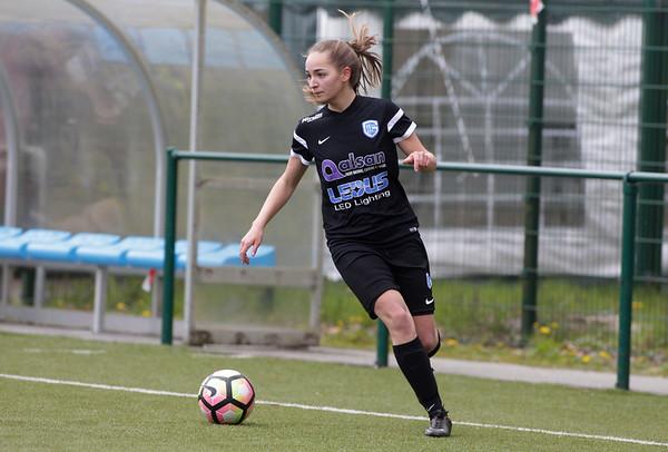 2017-04-22 - GENK - KRC Genk Ladies ll - Anderlecht lll - Janne Geers