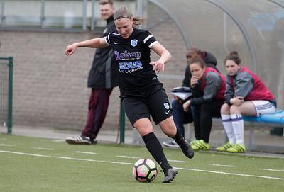 2017-04-22 - GENK - KRC Genk Ladies ll - Anderlecht lll -  Esther Oversteyns