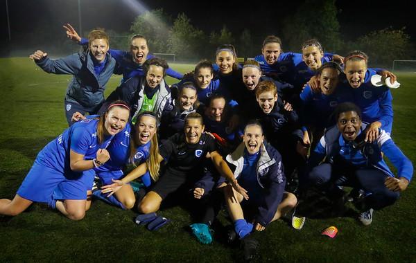KRC Genk Ladies  v Standard de Liège