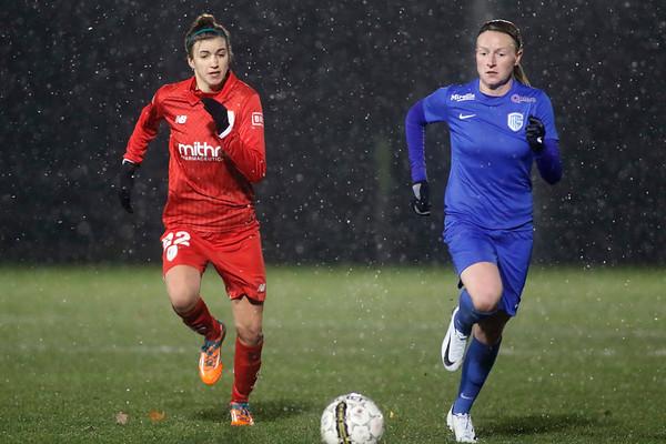 Standard de Liège- KRC Genk Ladies