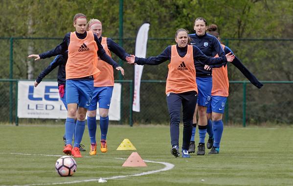 2017-04-22 - GENK - KRC Genk Ladies - Standard Liege - Riete Loos - Lore Vanschoenwinkel - Silke Leynnen - Annelies Menten