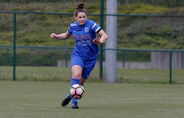 2017-04-22 - GENK - KRC Genk Ladies - Standard Liege - Nathalie Weytjens