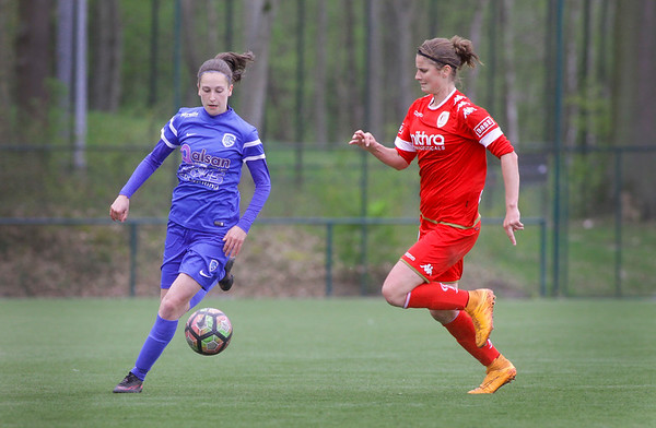 2017-04-22 - GENK - KRC Genk Ladies - Standard Liege - Gwen Duijsters