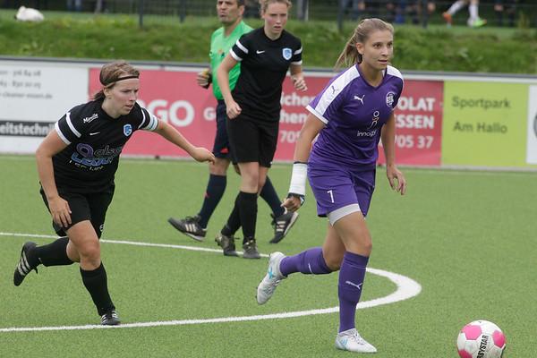 SCS Essen ll  v KRC Genk Ladies l - Friendly