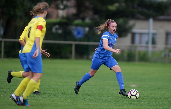 KRC Genk Ladies  v Wuustwezel - Friendly
