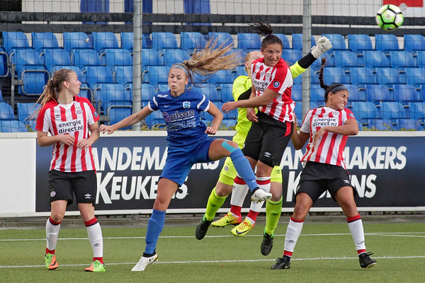 PSV Eindhoven  v KRC Genk Ladies  - Friendly
