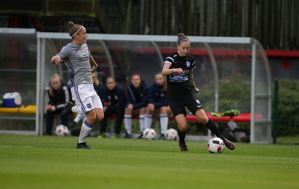 RSC Anderlecht Ladies  v KRC Genk Ladies