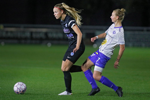 KAA Gent Ladies  v KRC Genk Ladies