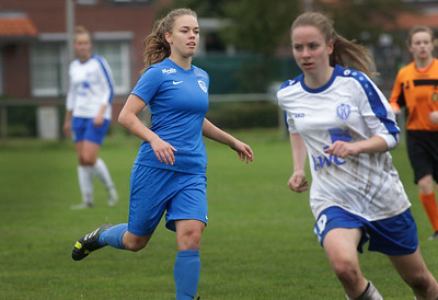 20170930 - KRC Genk Ladies - KVC Sterrebeek - Lore op de Beek of KRC Genk Ladies