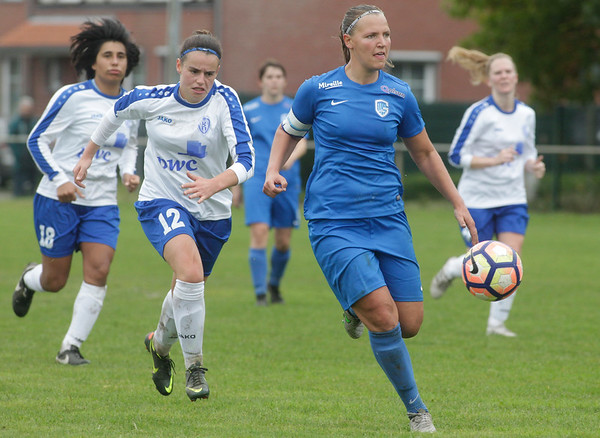 20170930 - KRC Genk Ladies - KVC Sterrebeek - Esther Oversteyns of KRC Genk Ladies