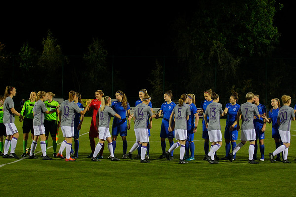 illustratie KRC Genk Ladies