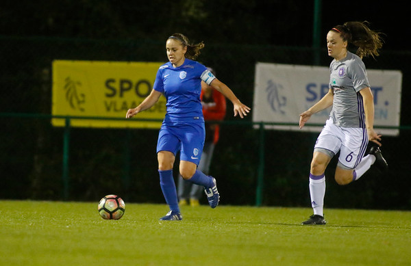 Riete Loos of KRC Genk Ladies