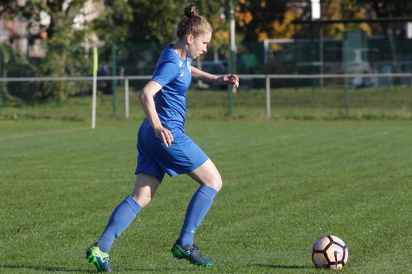 Hanne Thomas of KRC Genk Ladies