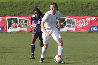 Hanne Merkelbach of KRC Genk Ladies
