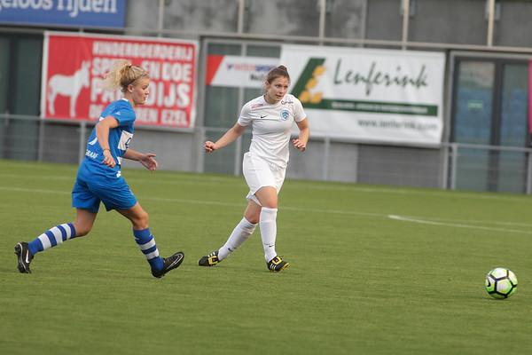 Nathalie Weytjens of KRC Genk Ladies