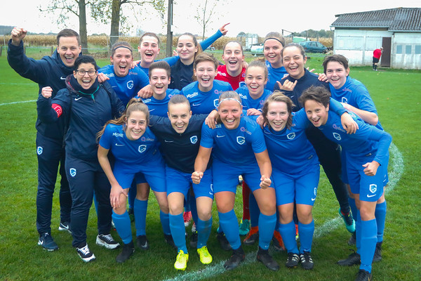 KRC Genk Ladies Beloften
